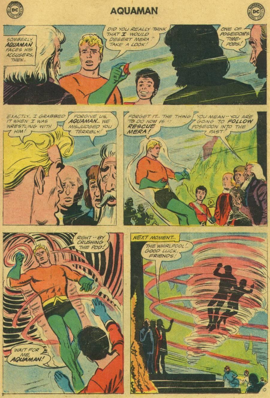 Aquaman (1962) Issue #17 #17 - English 15