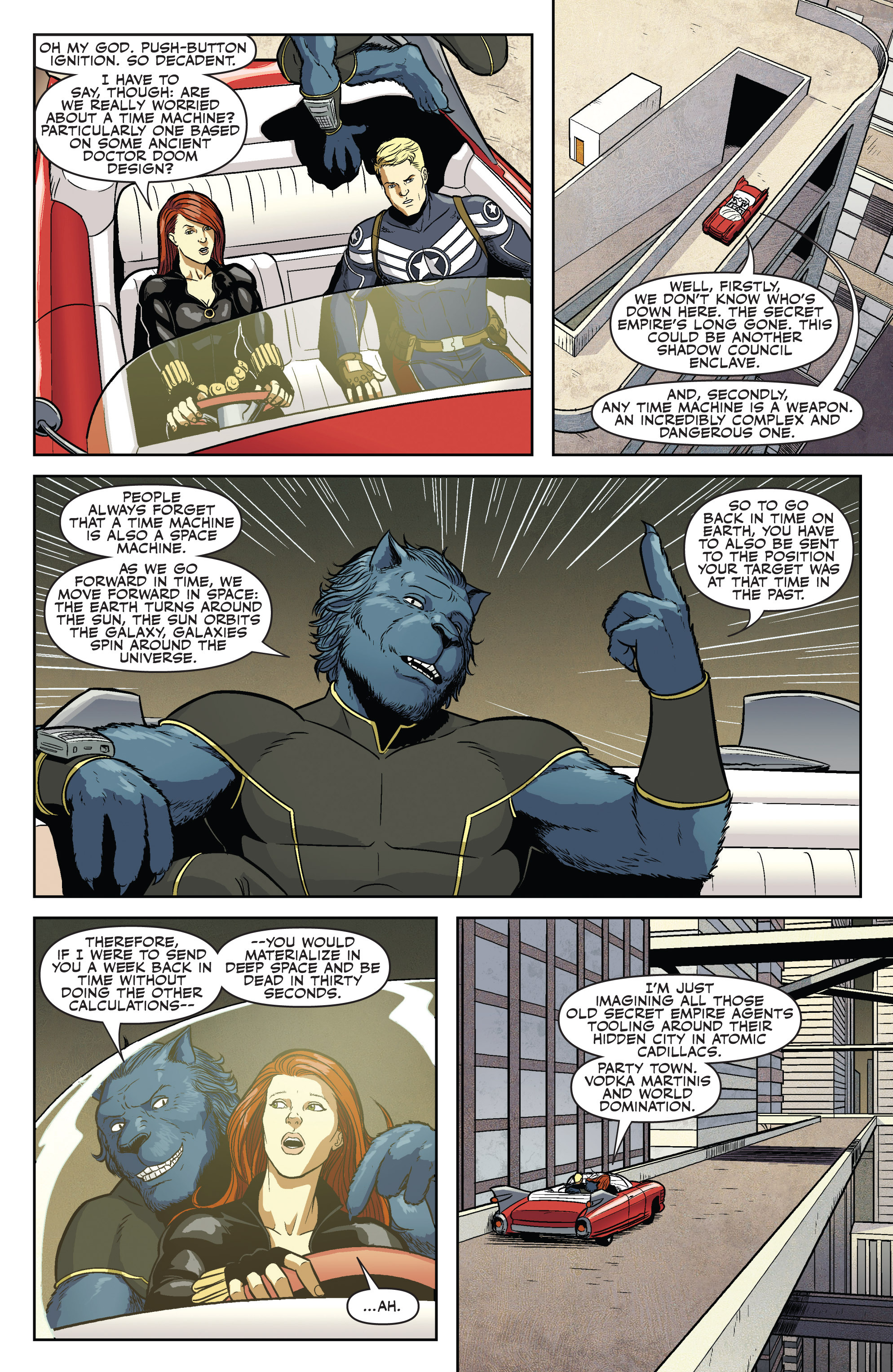 Read online Secret Avengers (2010) comic -  Issue #16 - 7