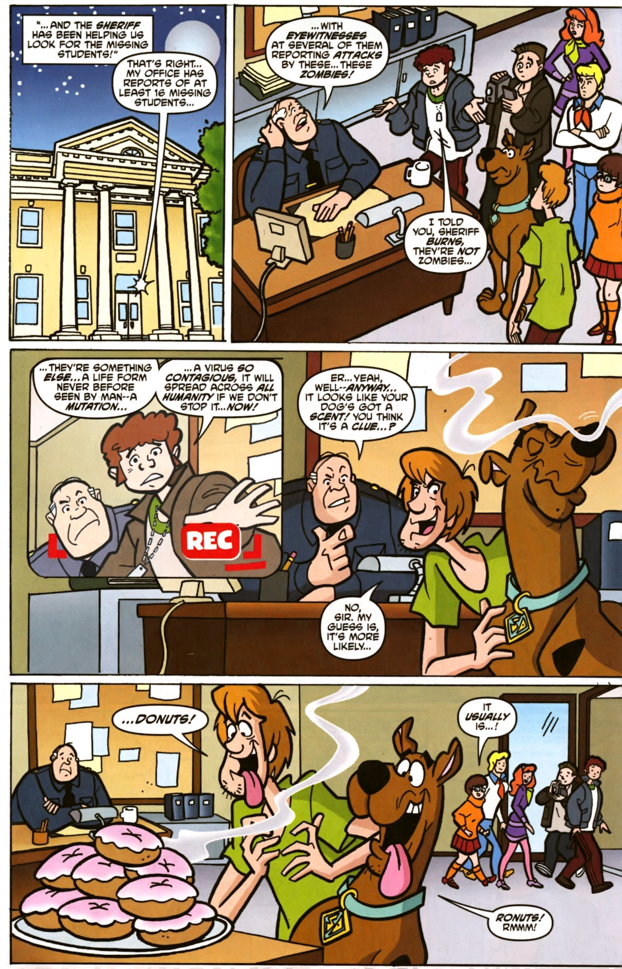 Read online Scooby-Doo (1997) comic -  Issue #157 - 5