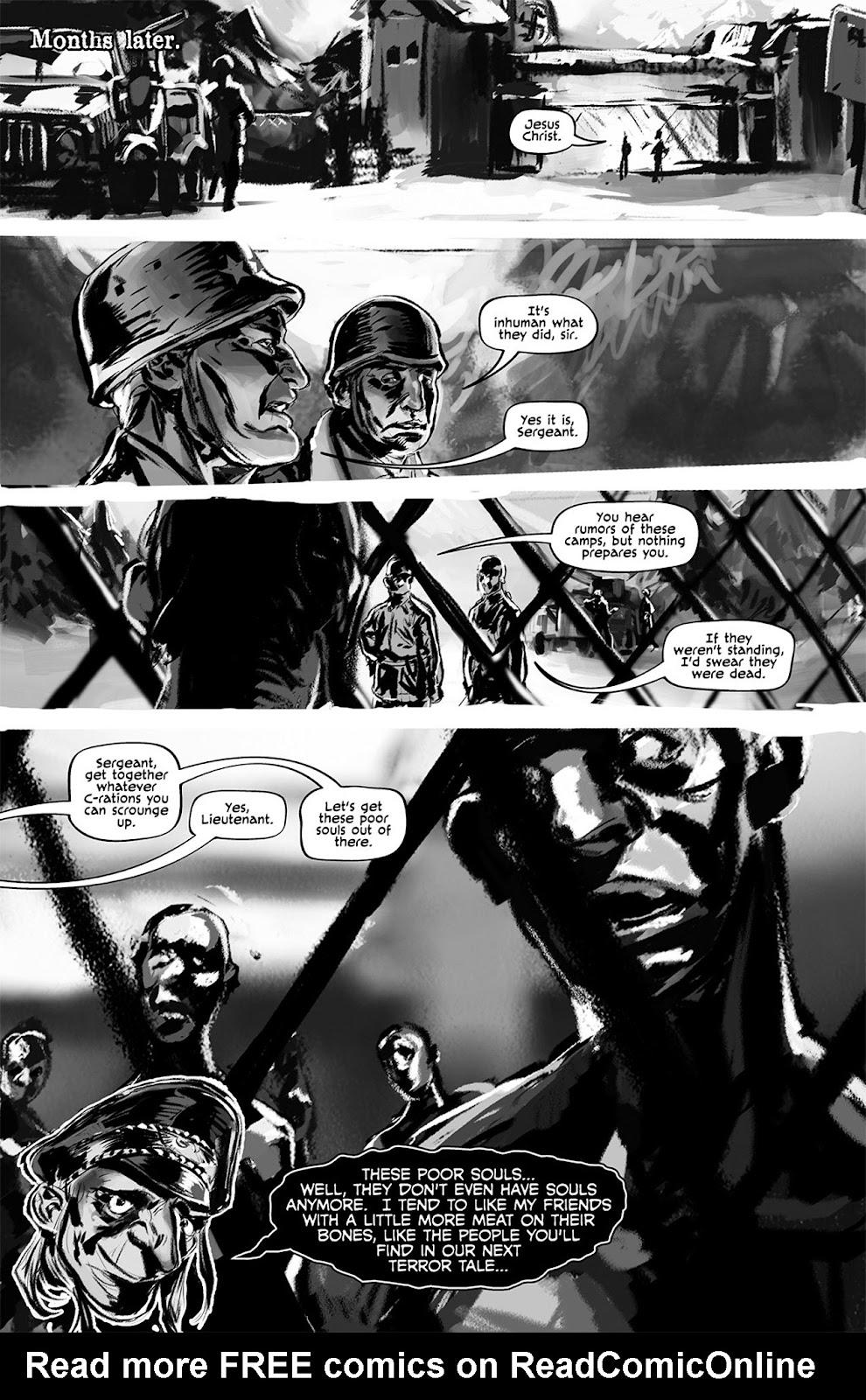Creepy (2009) Issue #1 #1 - English 32