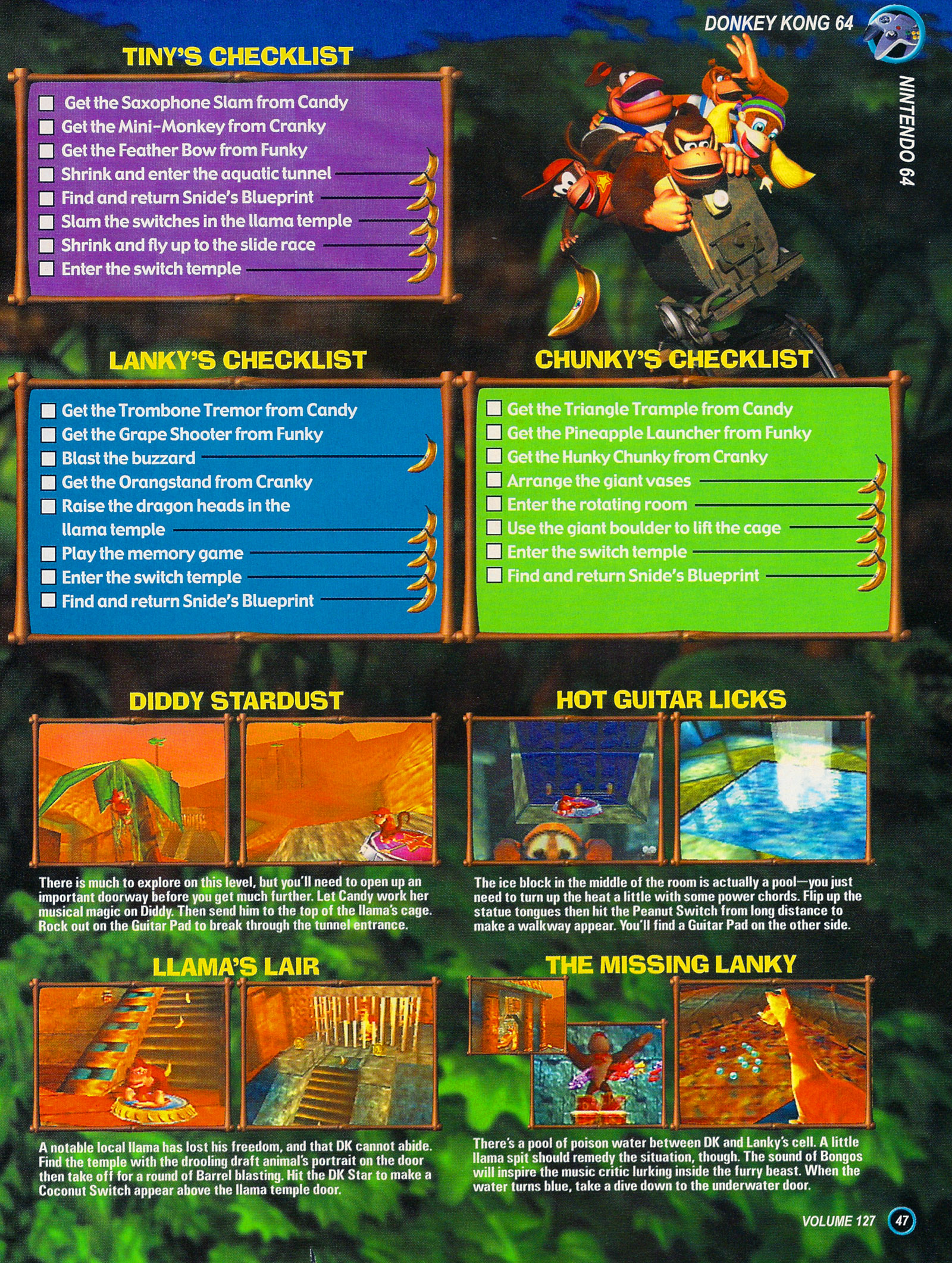 Nintendo Power #127 #127 - English 49