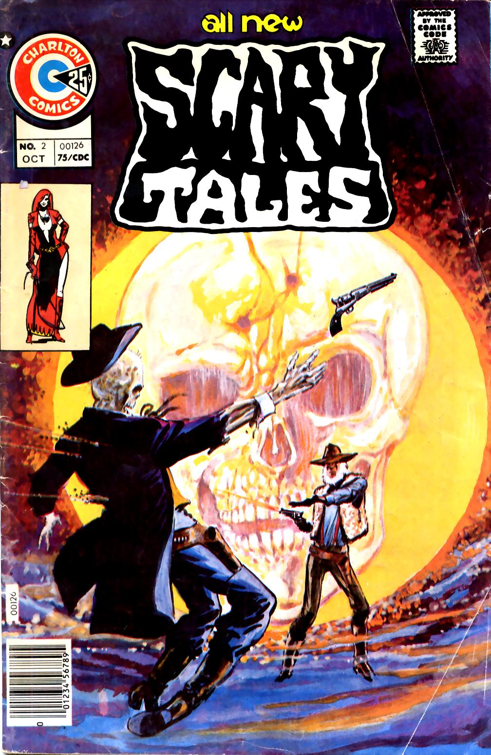 Read online Scary Tales comic -  Issue #2 - 1