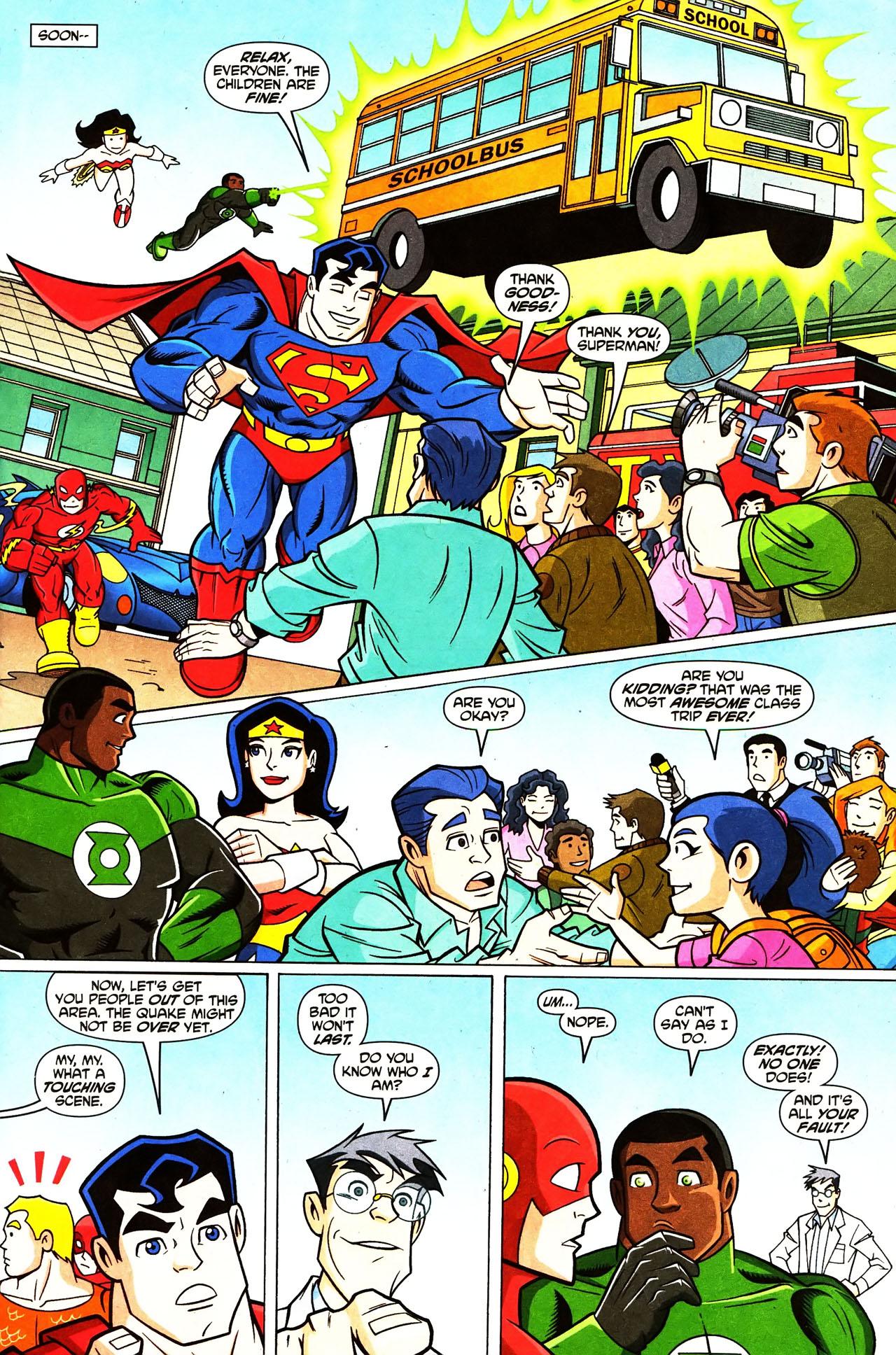 Super Friends #1 #29 - English 5