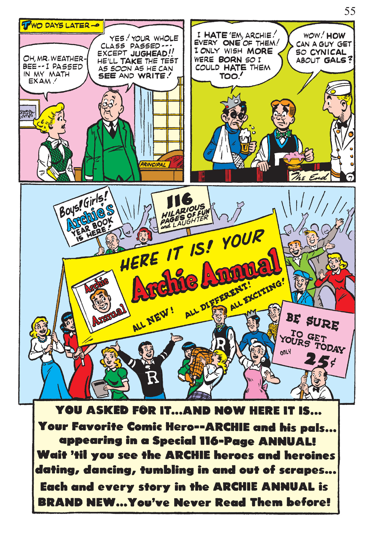 Read online The Best of Archie Comics comic -  Issue # TPB 1 (Part 1) - 54