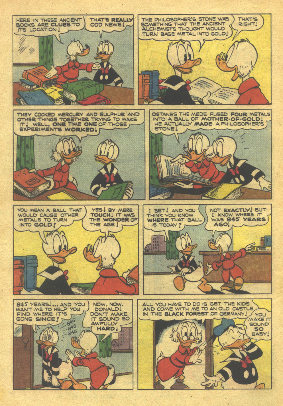 Uncle Scrooge (1953) #10 #395 - English 4