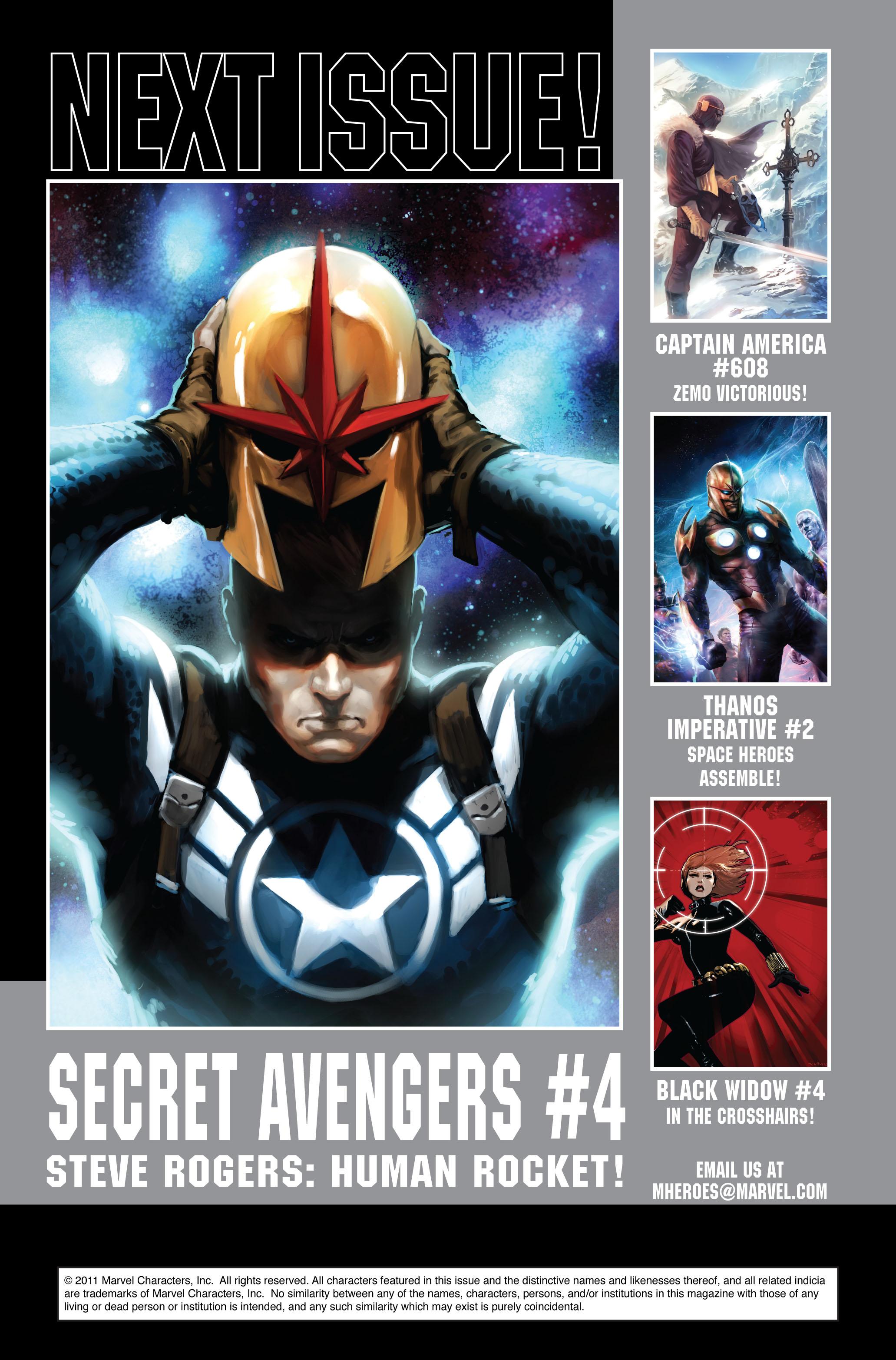 Read online Secret Avengers (2010) comic -  Issue #3 - 25
