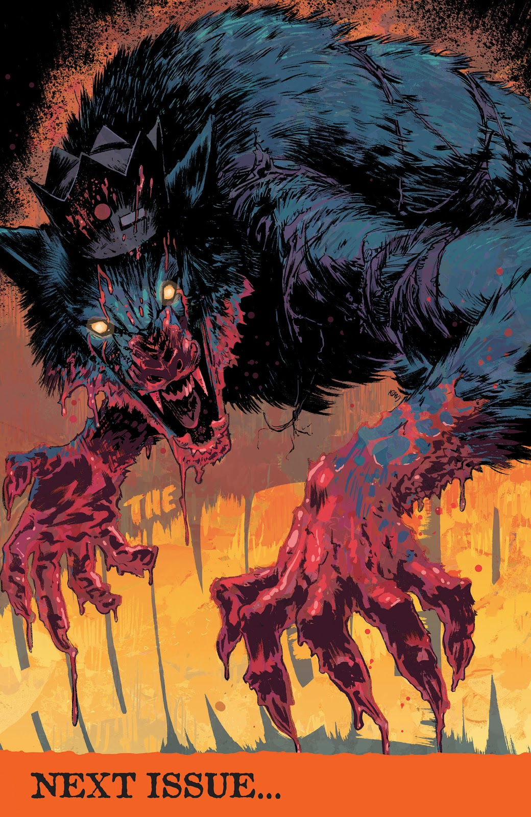 Jughead The Hunger Issue #3 #4 - English 25