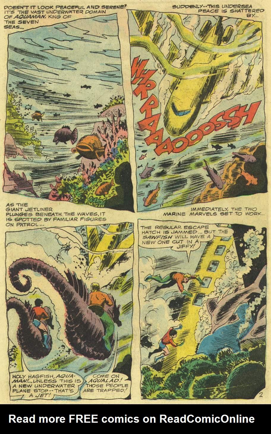 Aquaman (1962) Issue #33 #33 - English 4
