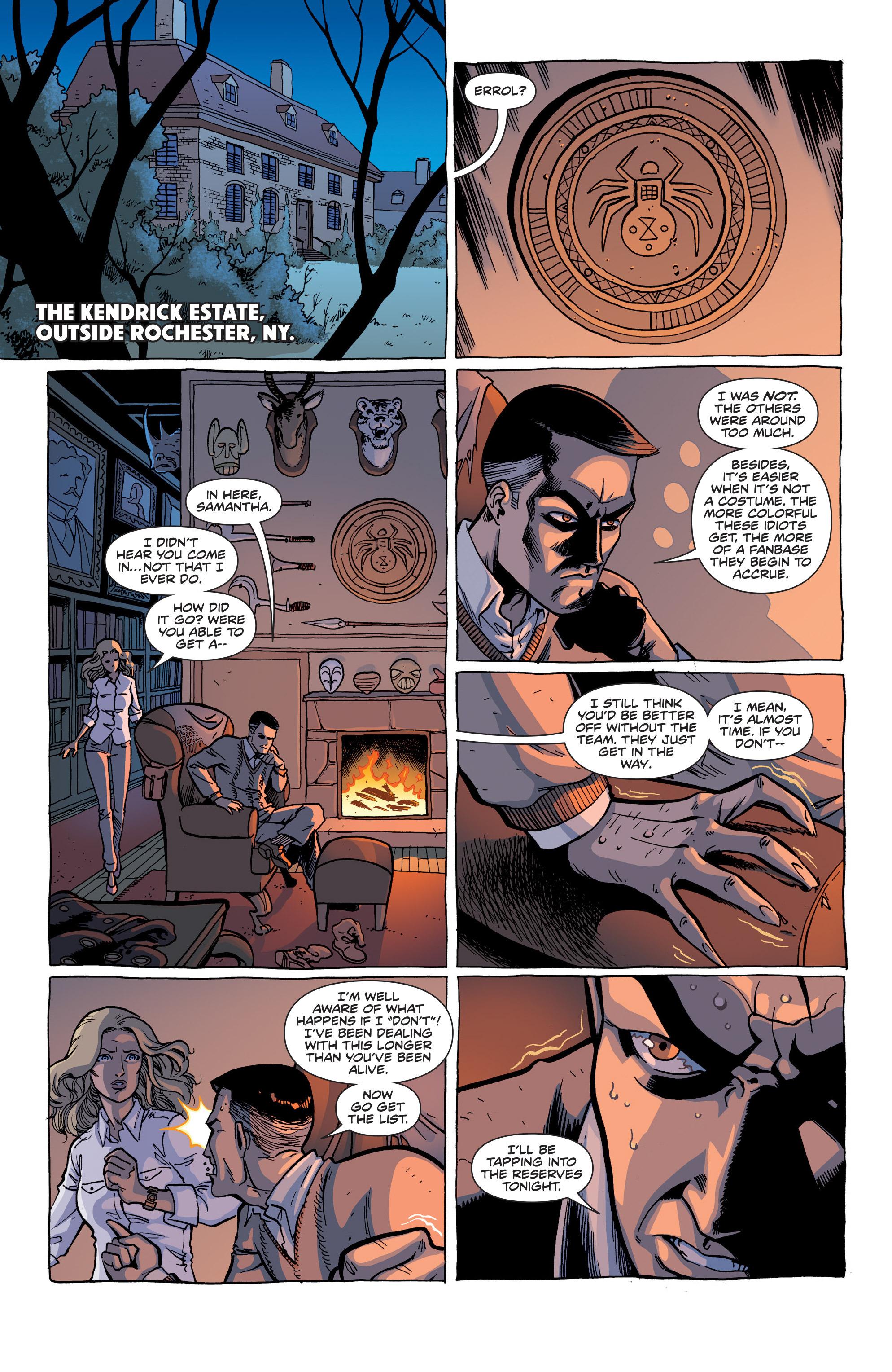 Read online Secret Identities comic -  Issue #1 - 15