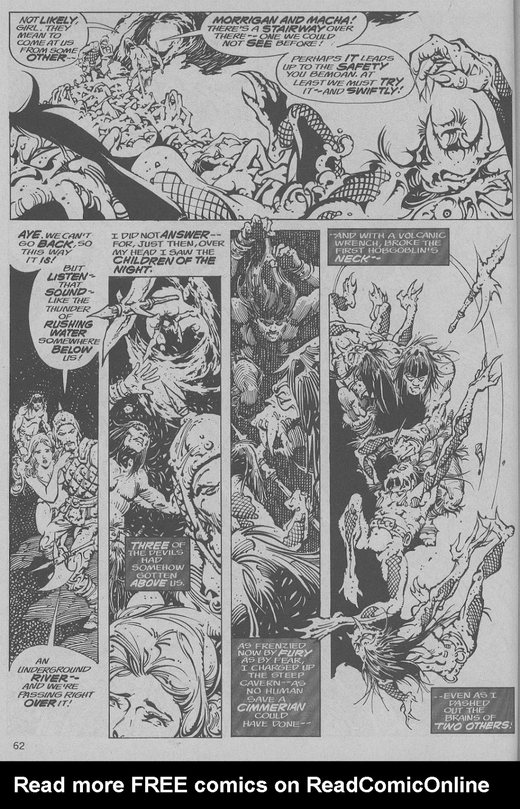 The Savage Sword Of Conan Issue #6 #7 - English 54