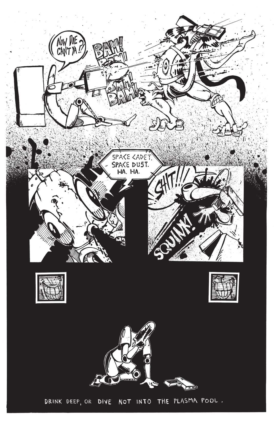 Read online Scud: The Disposable Assassin: The Whole Shebang comic -  Issue # TPB (Part 1) - 20