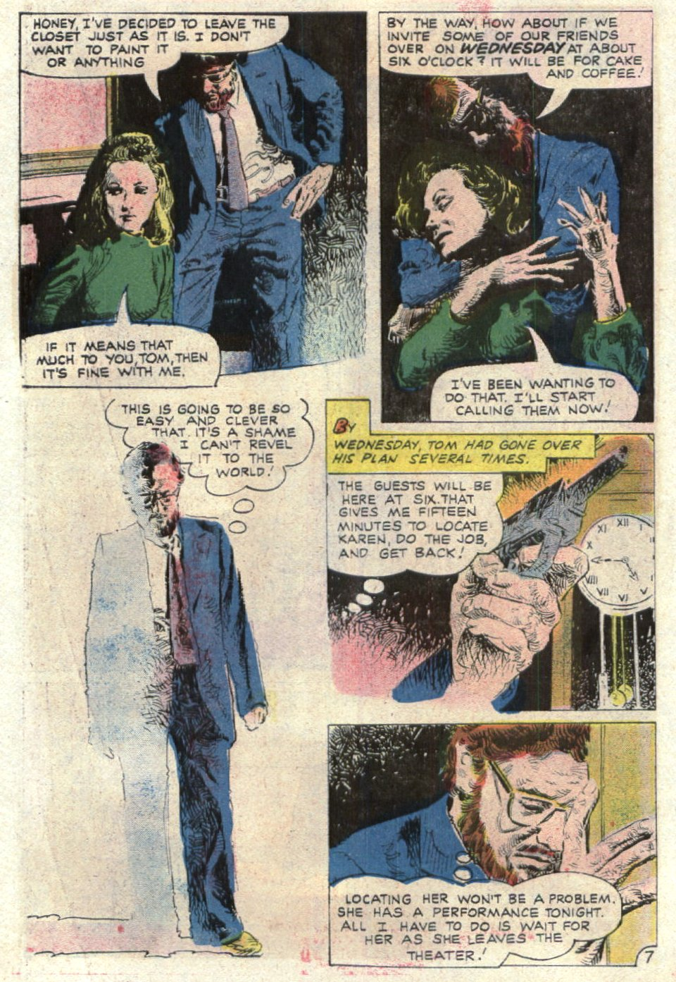 Read online Scary Tales comic -  Issue #12 - 10