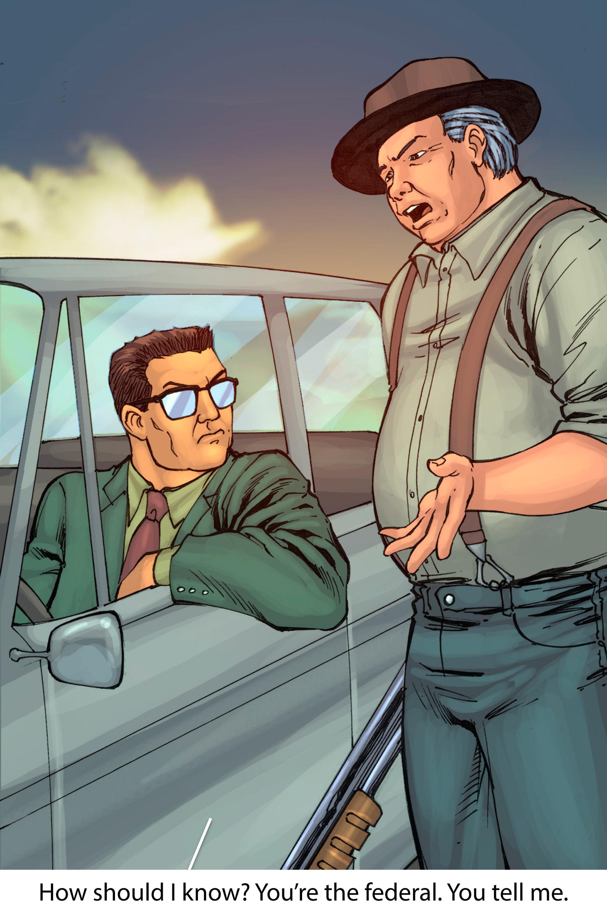Read online Z-Men comic -  Issue #1 - 127