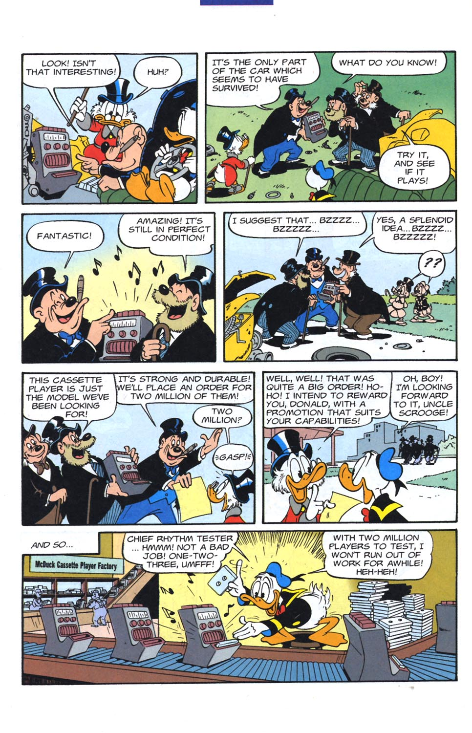 Uncle Scrooge (1953) Issue #299 #299 - English 27