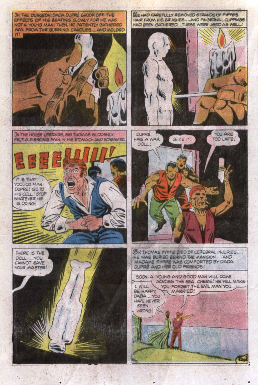 Read online Scary Tales comic -  Issue #31 - 20