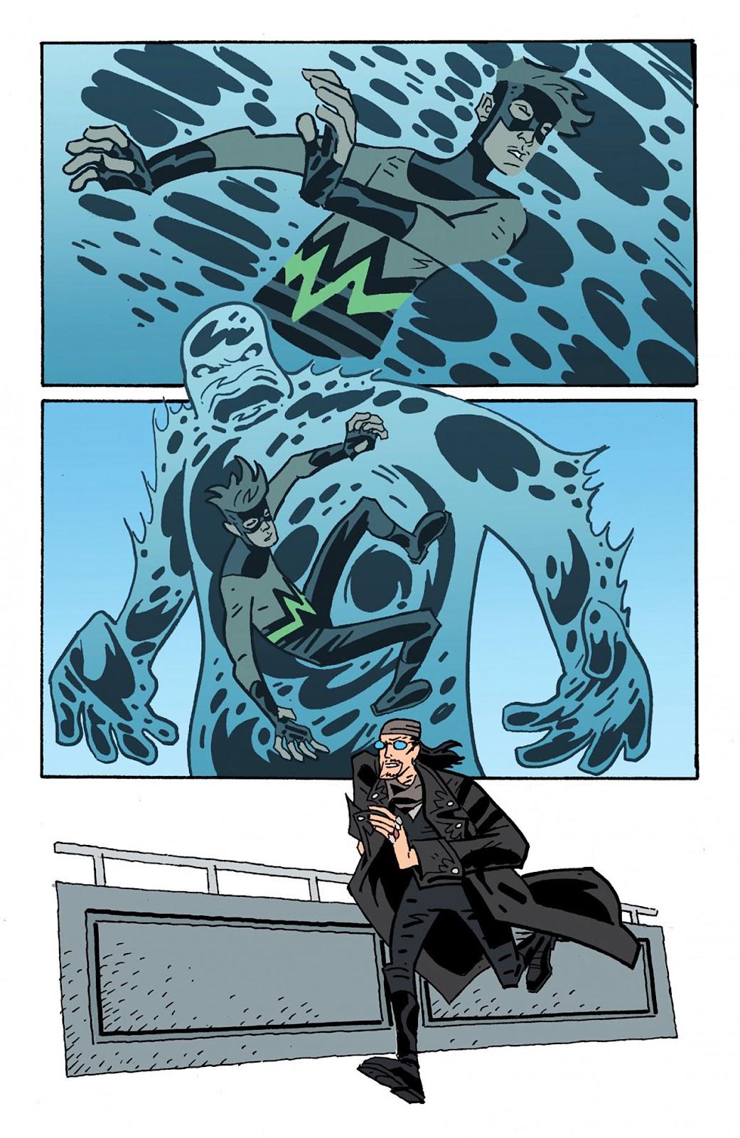 Mudman Issue #4 #4 - English 22