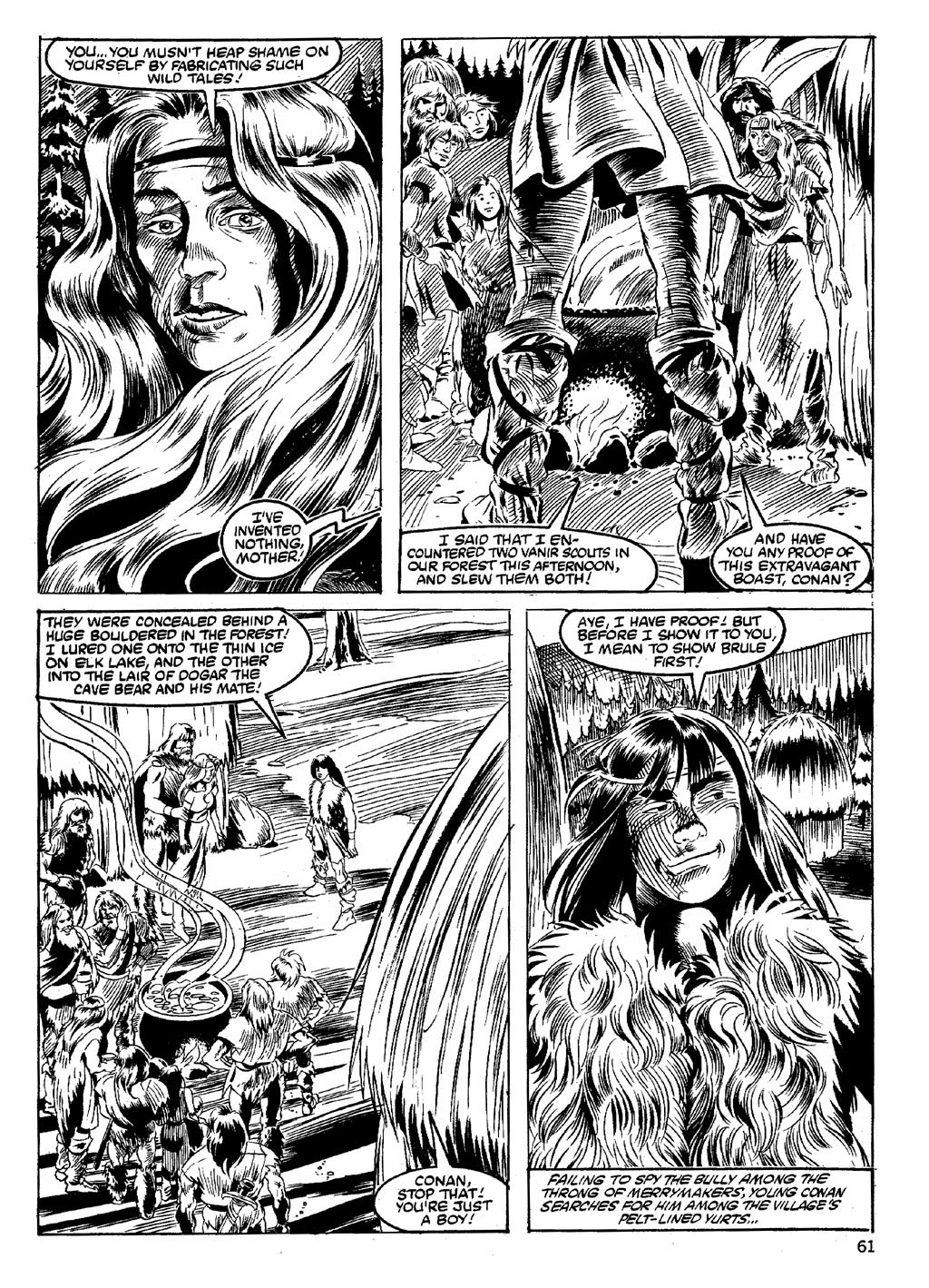 The Savage Sword Of Conan Issue #89 #90 - English 59