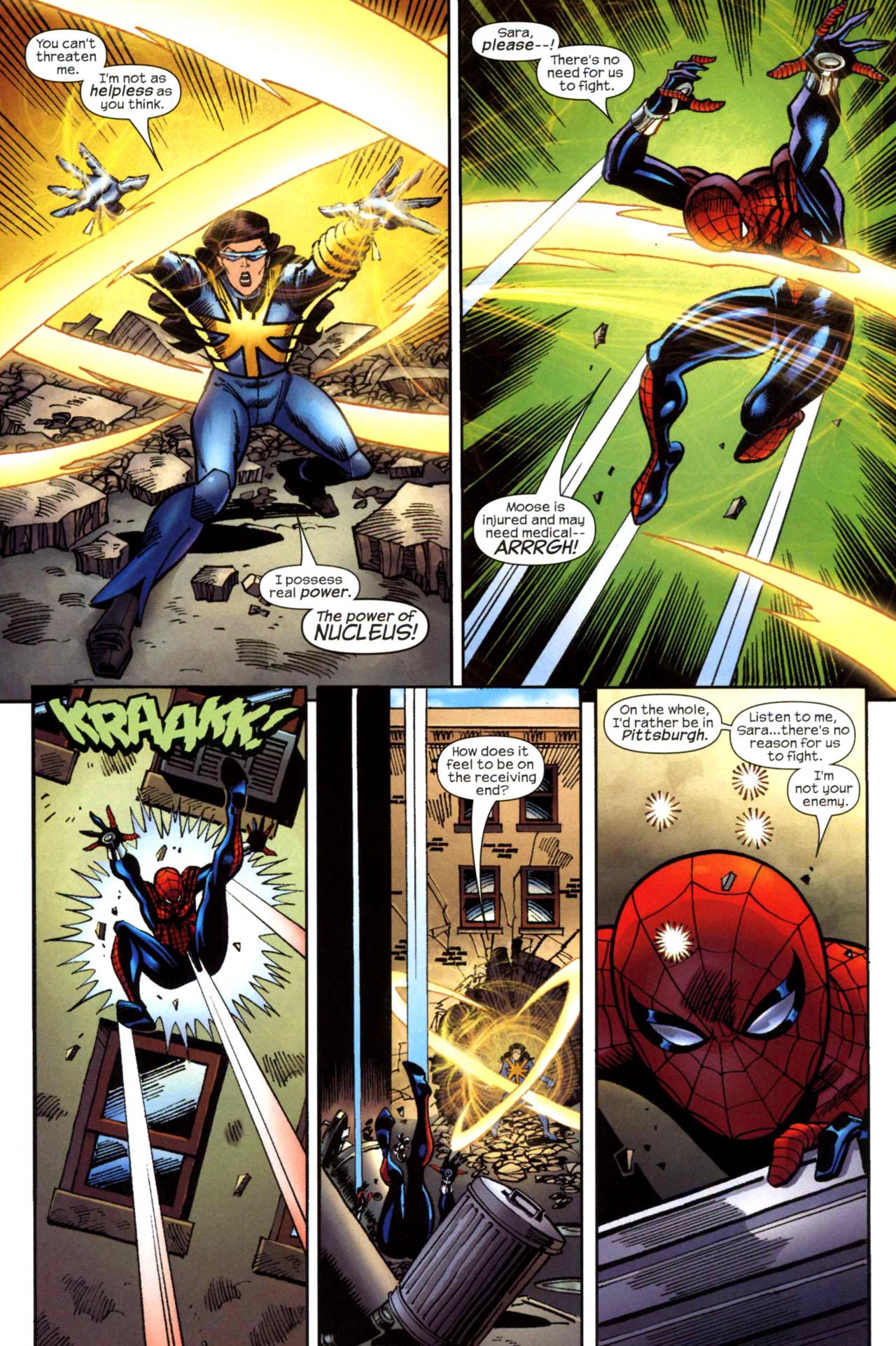 Amazing Spider-Girl #21 #10 - English 17