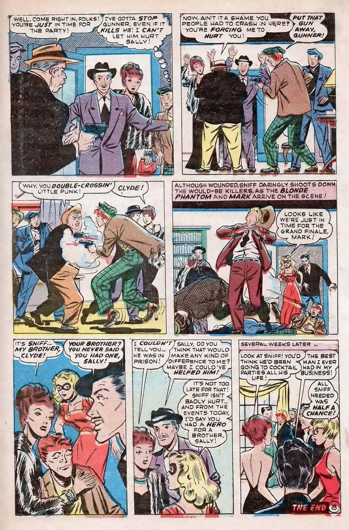 Sub-Mariner Comics #27 #27 - English 21
