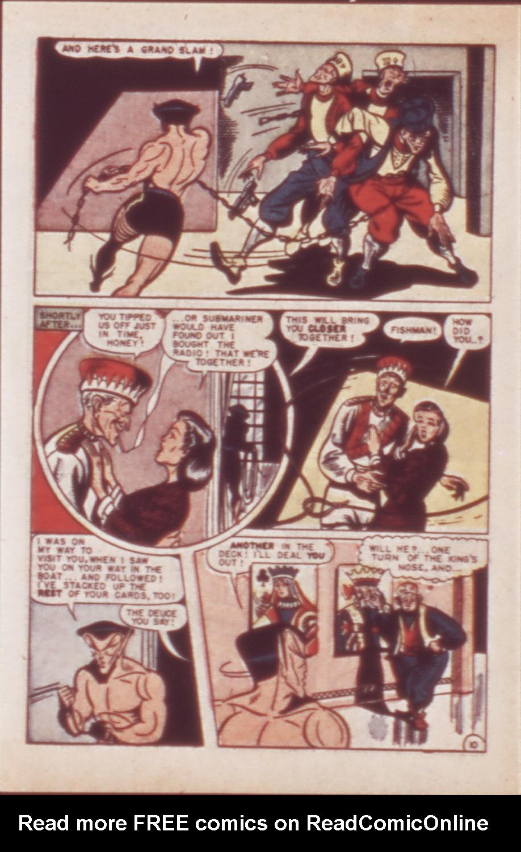 Sub-Mariner Comics Issue #21 #21 - English 12