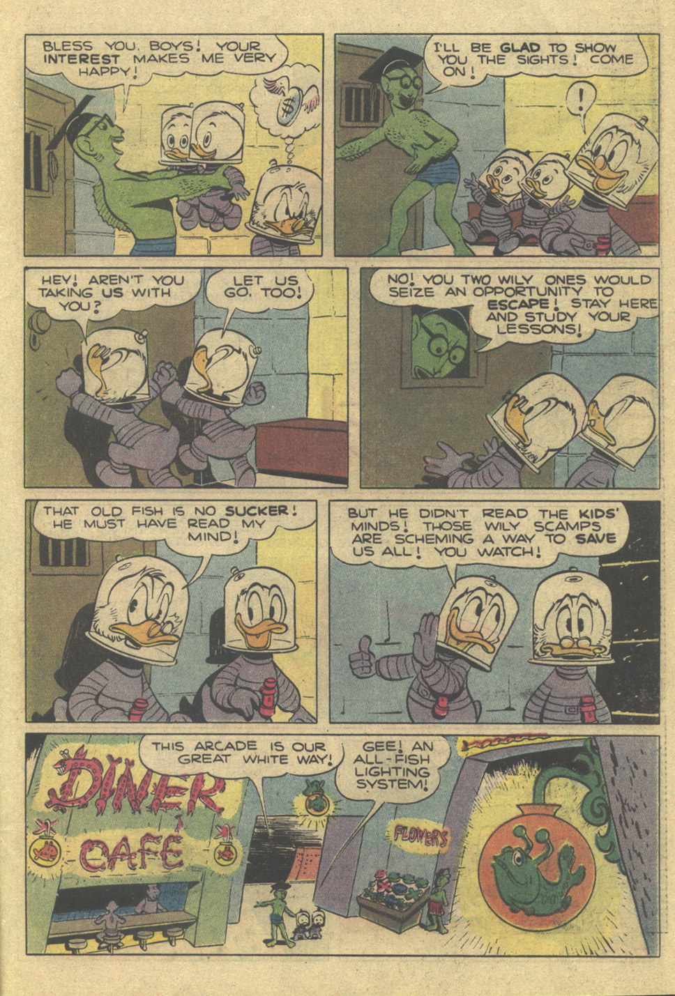 Uncle Scrooge (1953) Issue #189 #189 - English 27