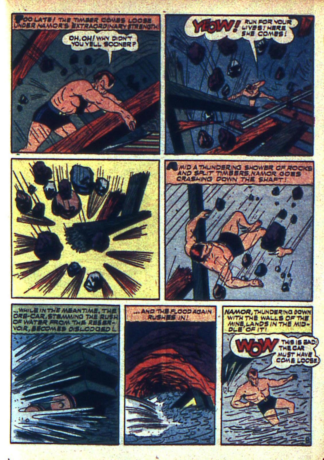 Sub-Mariner Comics Issue #2 #2 - English 31