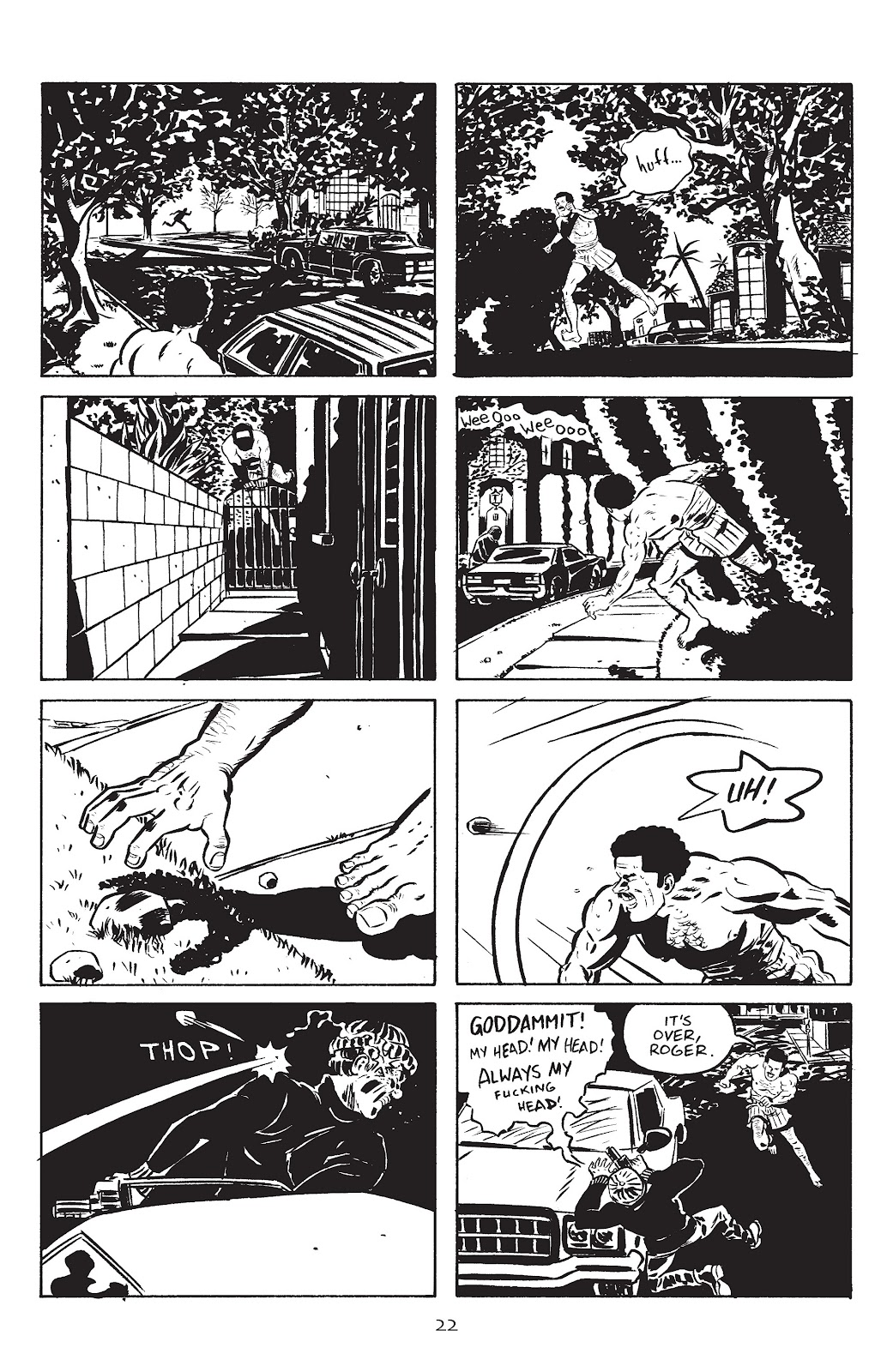 Stray Bullets Issue #21 #21 - English 24