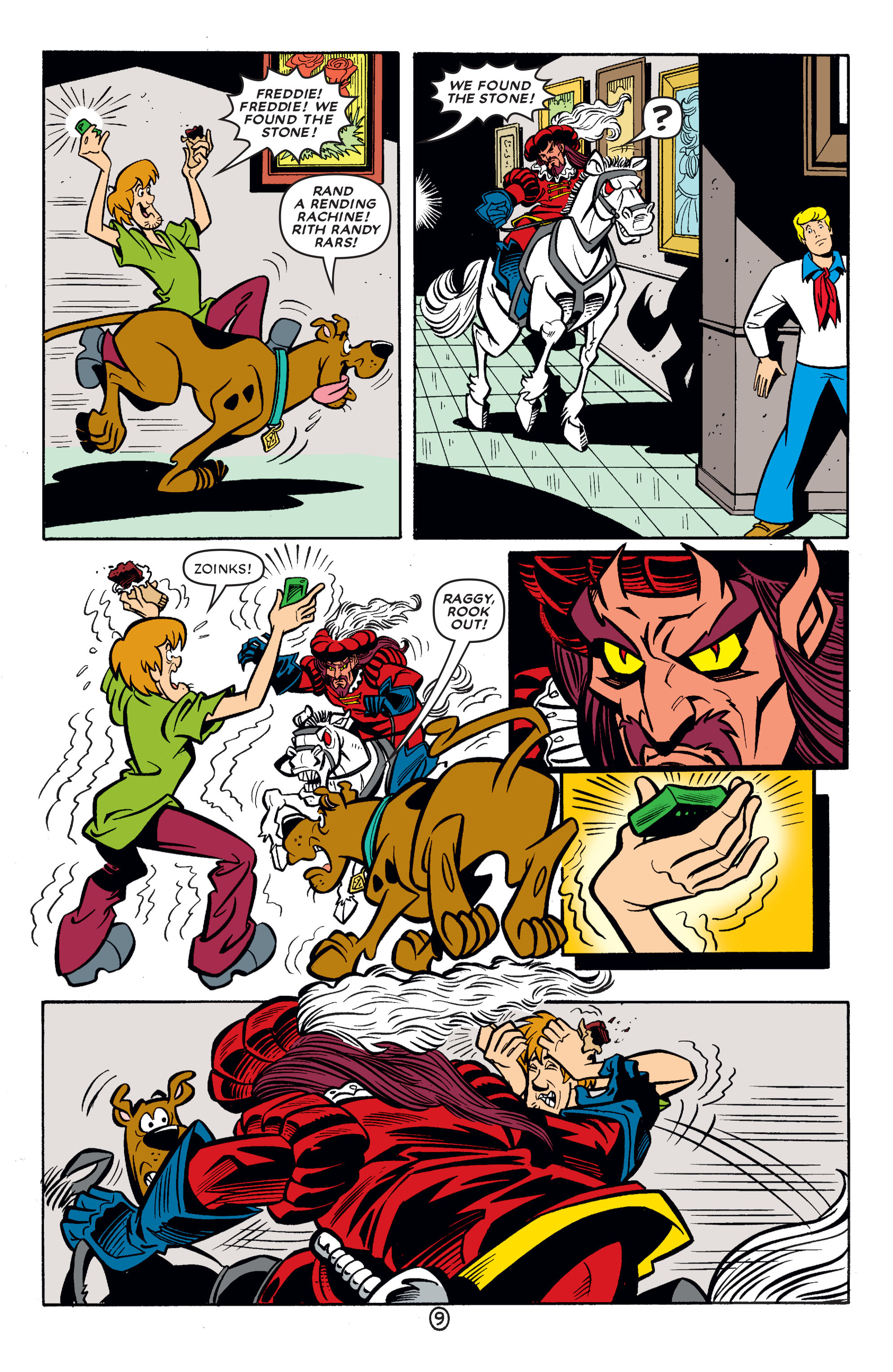 Read online Scooby-Doo (1997) comic -  Issue #61 - 20
