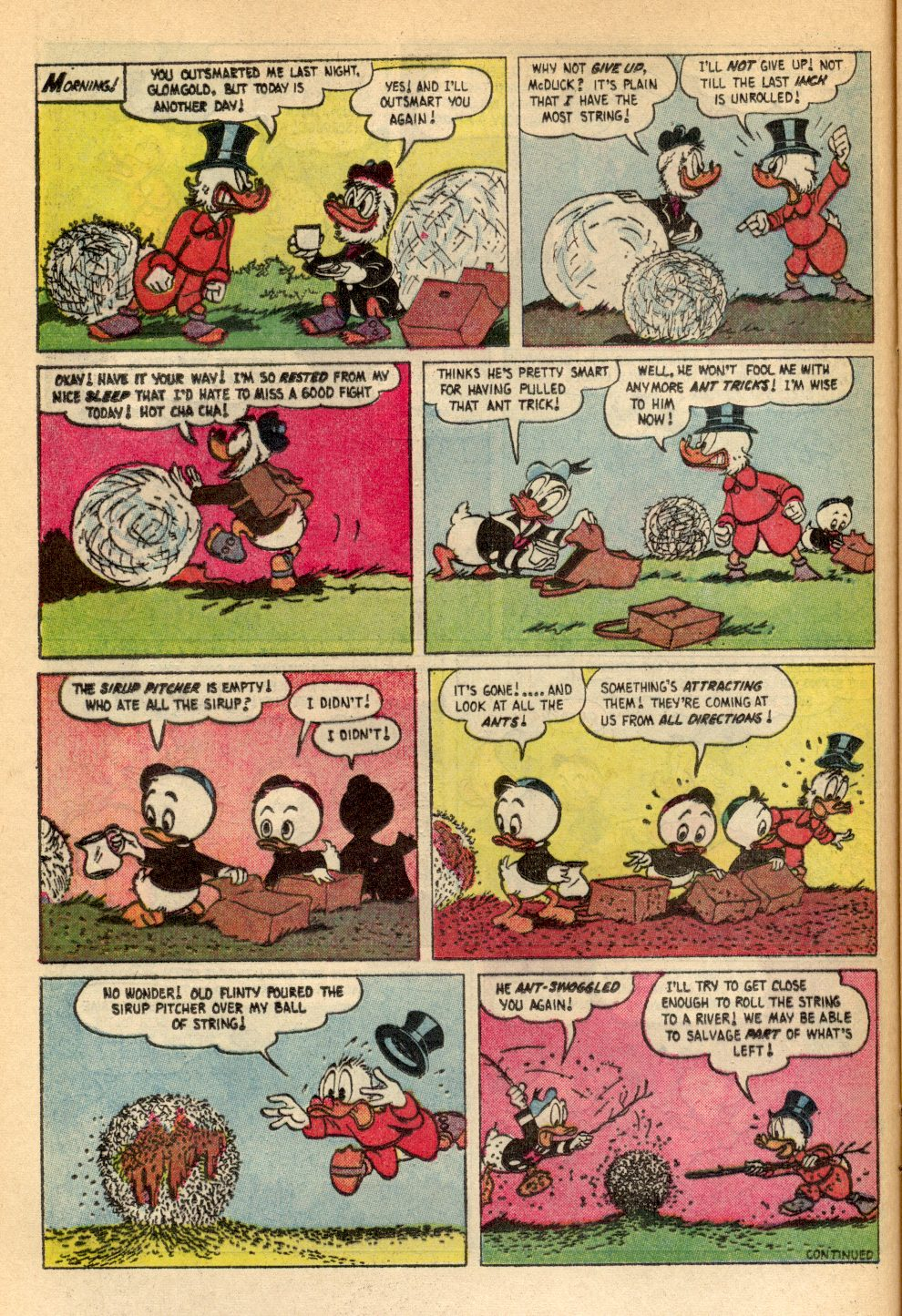 Uncle Scrooge (1953) Issue #89 #89 - English 16