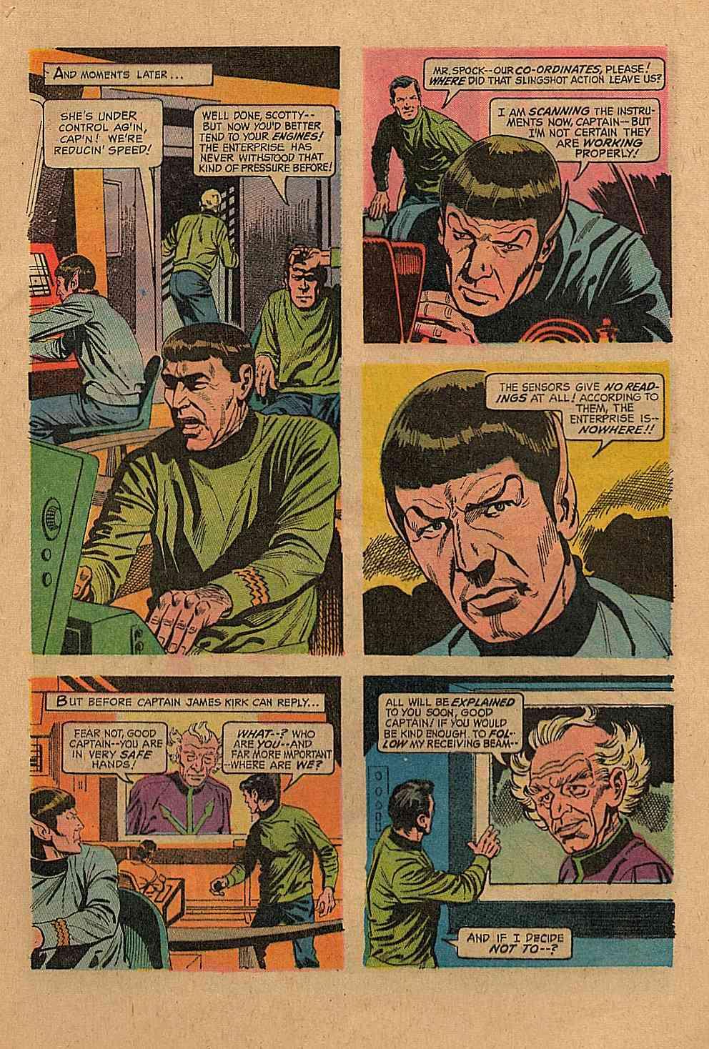 Star Trek (1967) Issue #15 #15 - English 7