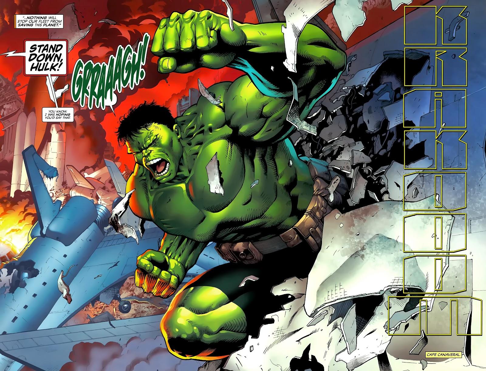 Incredible Hulks (2010) Issue #614 #4 - English 8