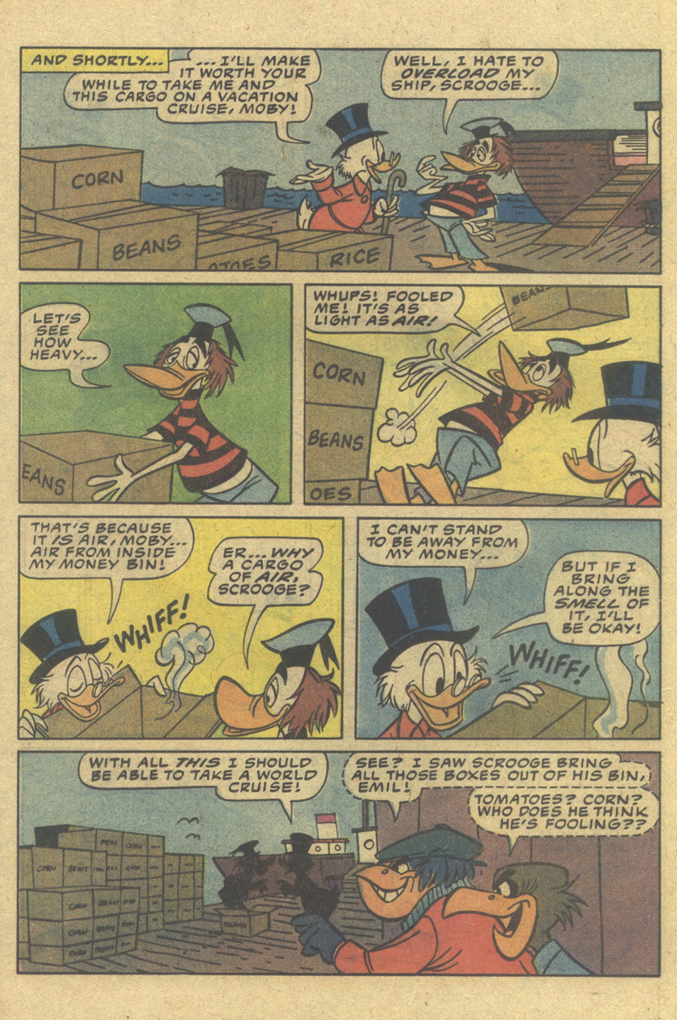 Scrooge (1953) Issue #12 #204 - English 16