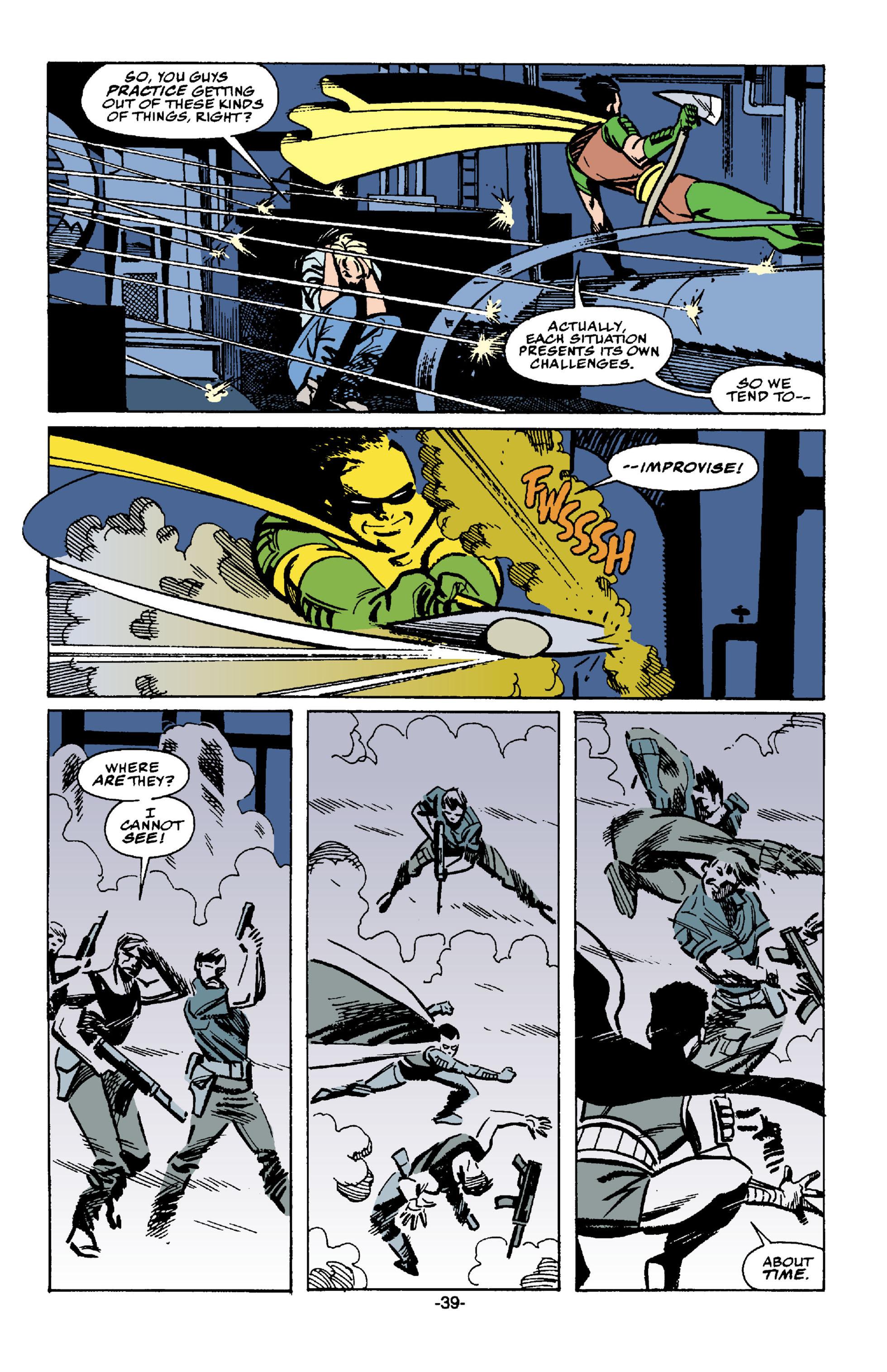 Read online Batman: Bane comic -  Issue # Full - 40