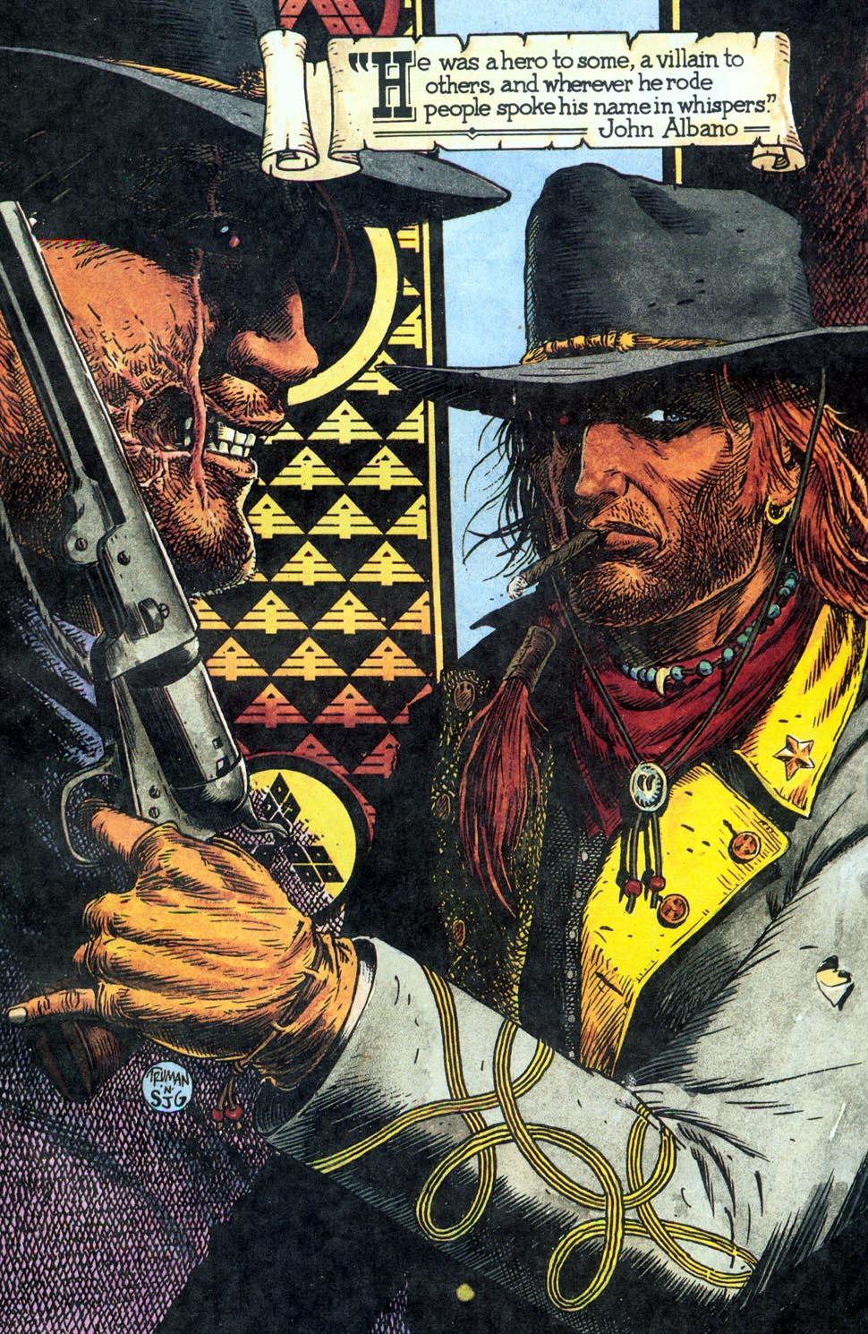 Jonah Hex: Two-Gun Mojo Issue #1 #1 - English 3