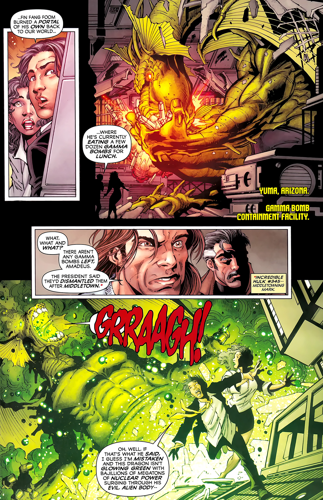 Incredible Hulks (2010) #635 #26 - English 11
