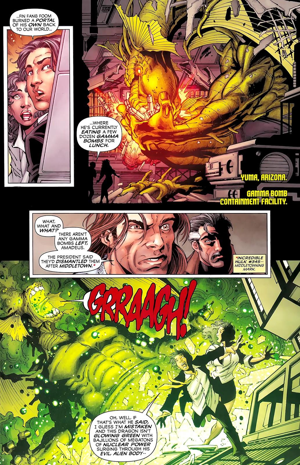 Incredible Hulks (2010) Issue #635 #25 - English 11