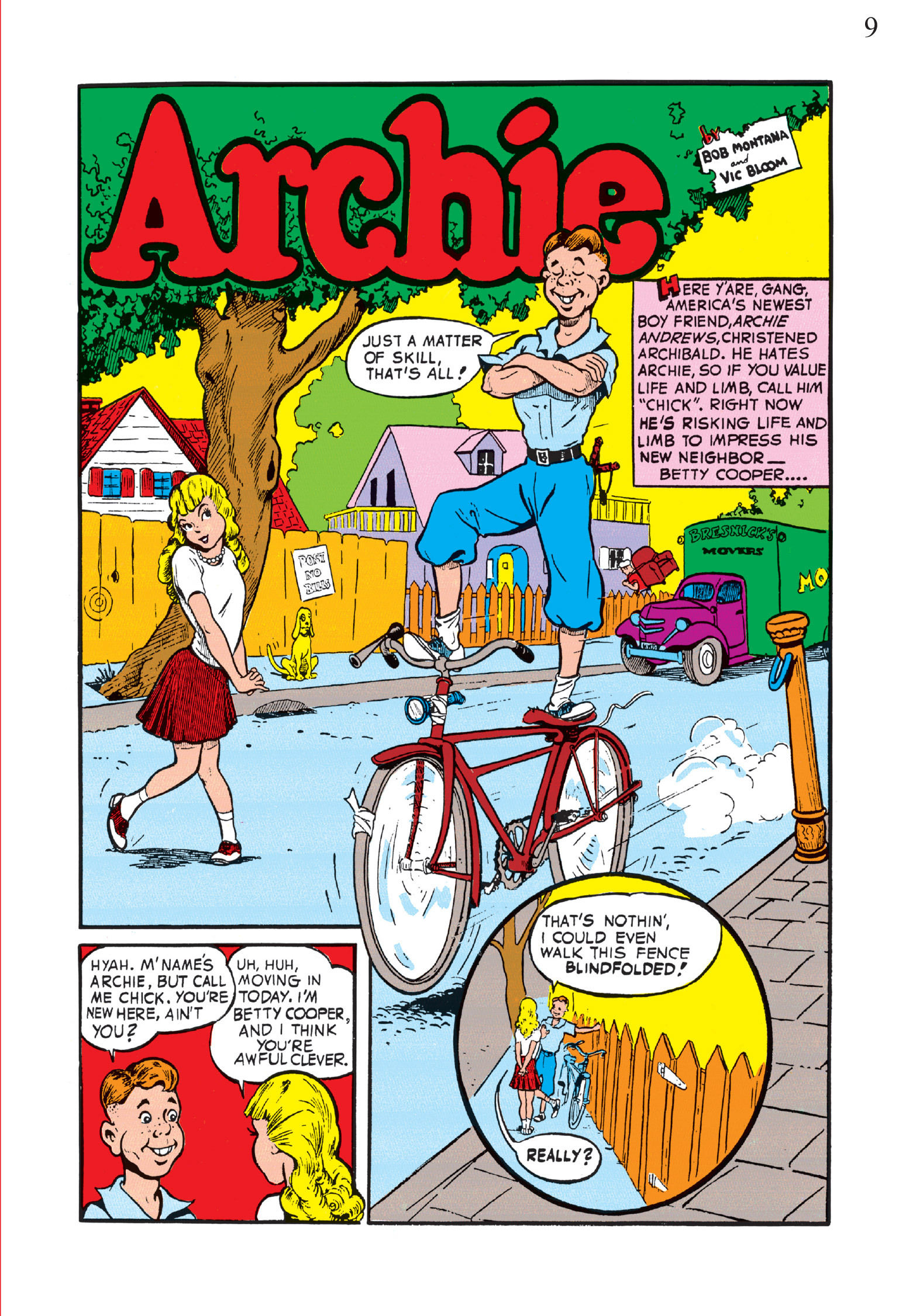 Read online The Best of Archie Comics comic -  Issue # TPB 1 (Part 1) - 8