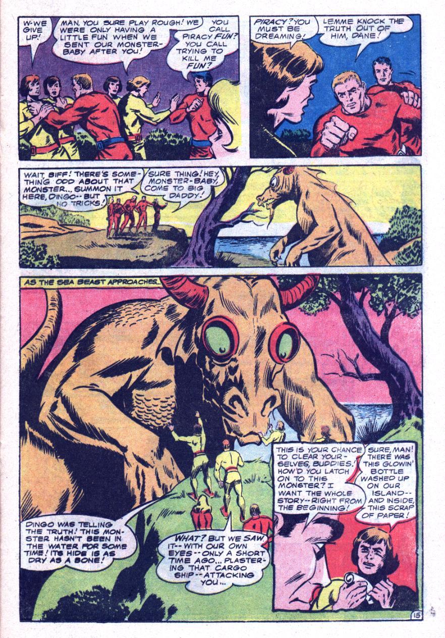 Read online Sea Devils comic -  Issue #34 - 22