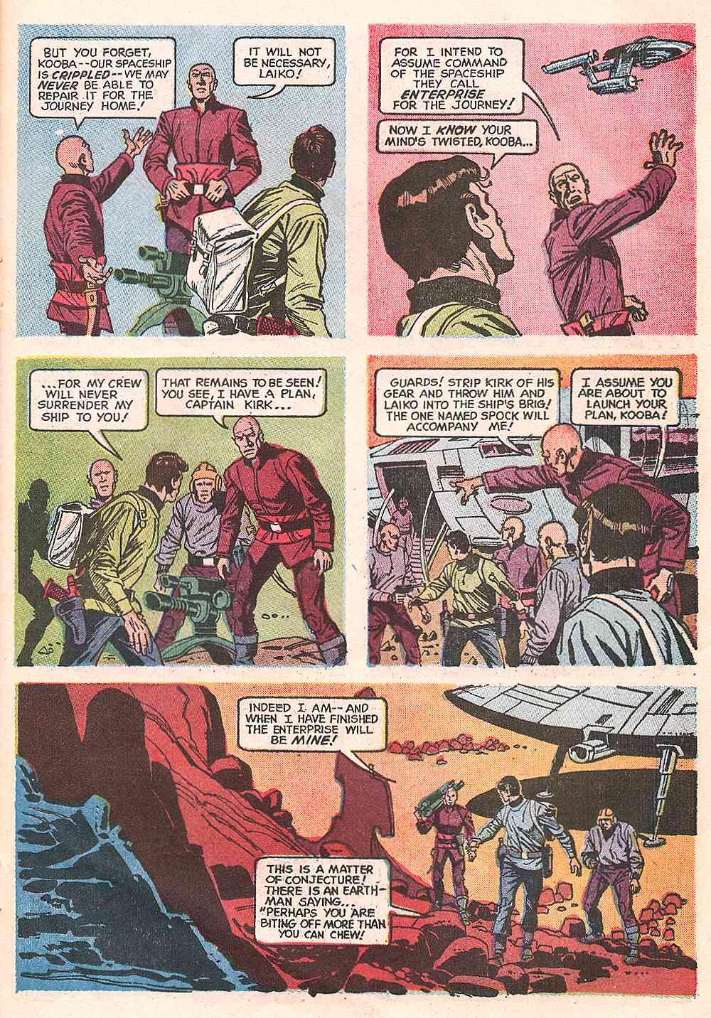 Star Trek (1967) Issue #8 #8 - English 18