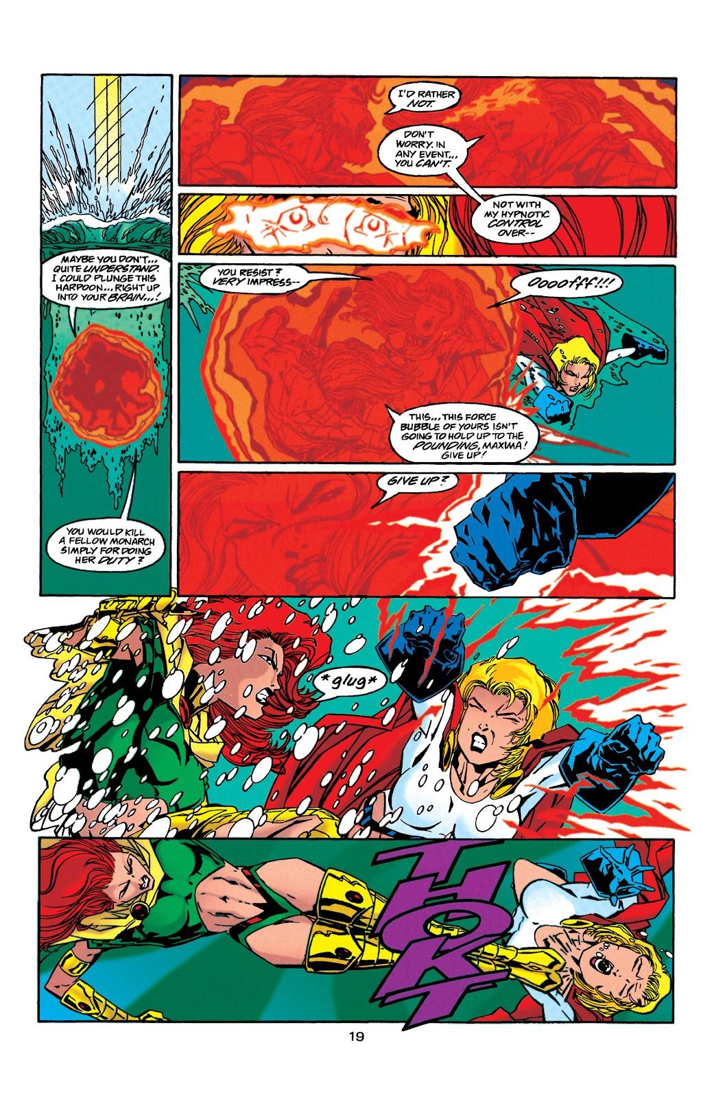 Aquaman (1994) Issue #41 #47 - English 20