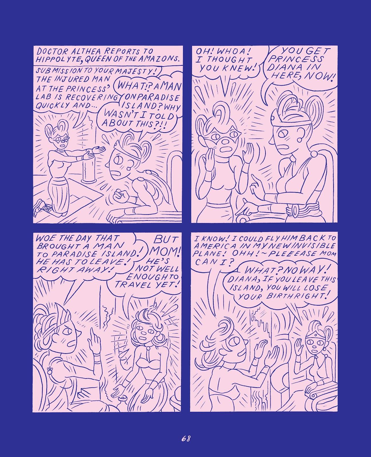 What Parsifal Saw TPB #1 - English 72