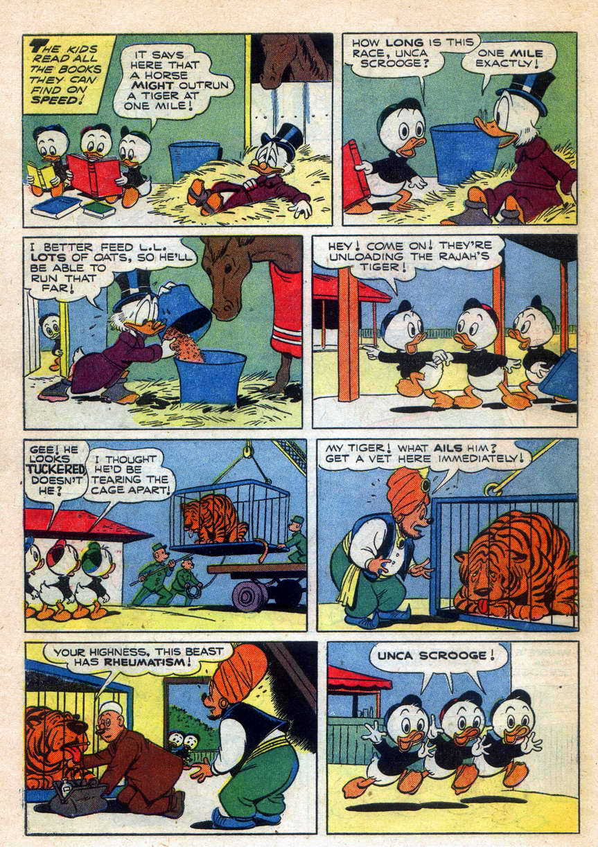 Uncle Scrooge (1953) #9 #396 - English 30
