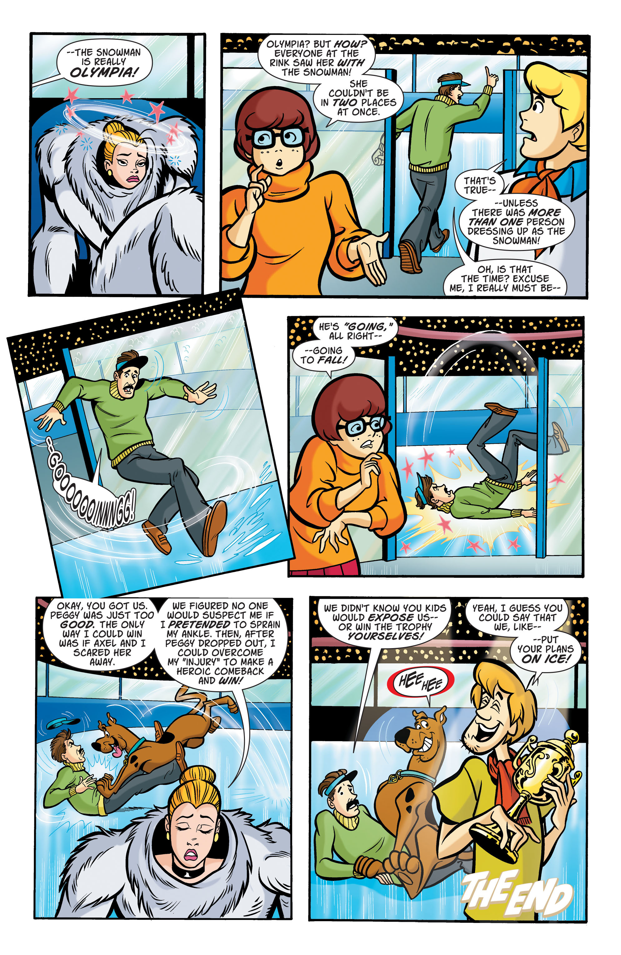 Read online Scooby-Doo: Where Are You? comic -  Issue #68 - 11
