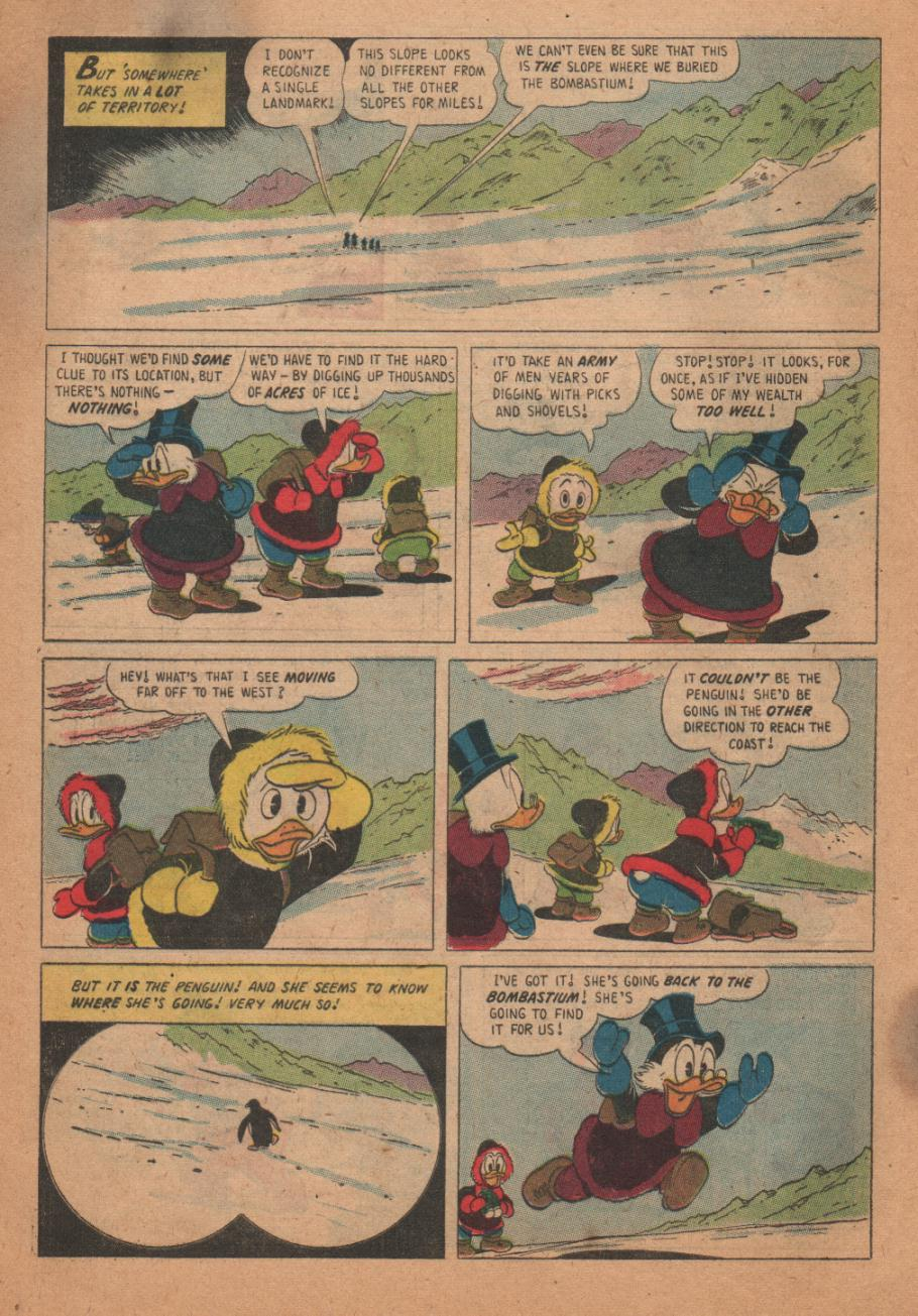 Uncle Scrooge (1953) Issue #17 #17 - English 28
