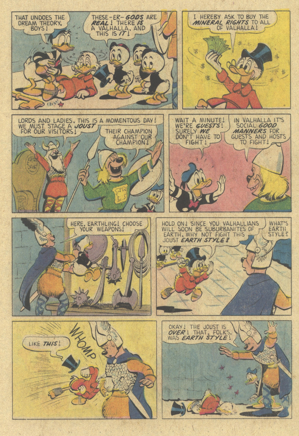Uncle Scrooge (1953) Issue #147 #147 - English 9