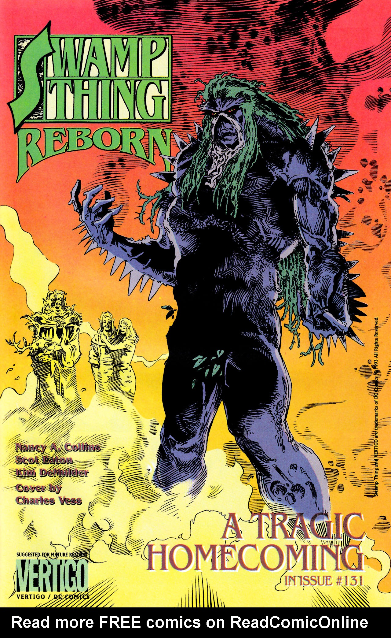 Read online Sebastian O comic -  Issue #1 - 9