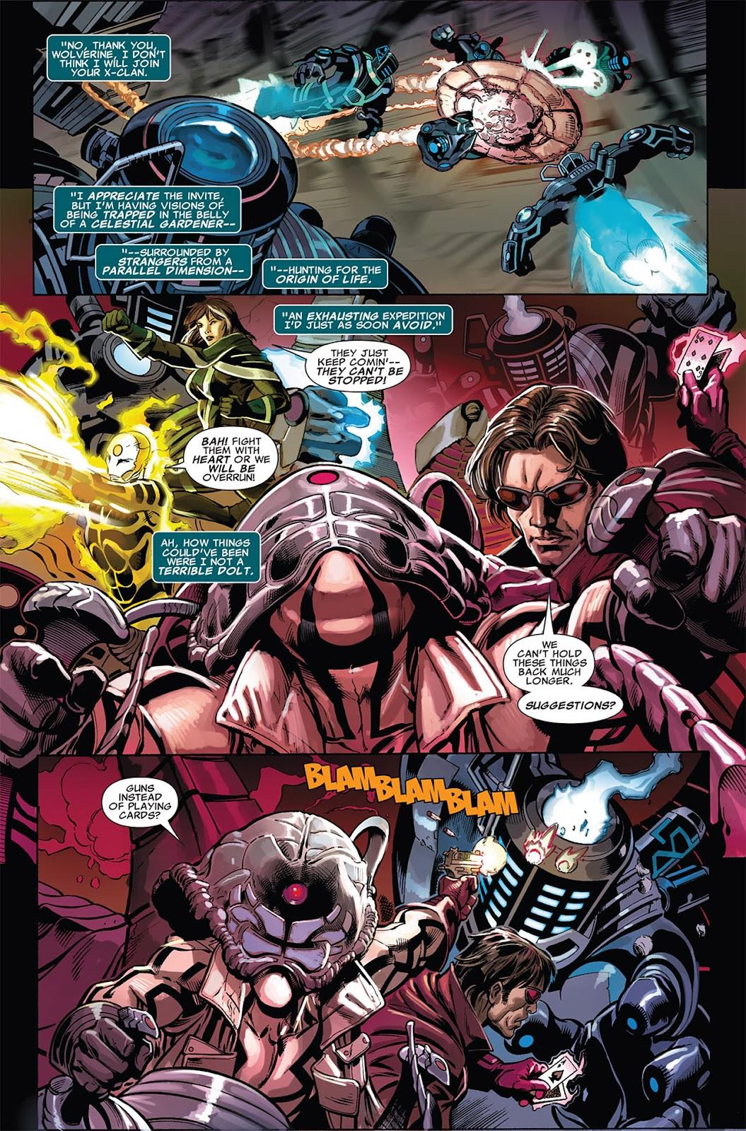 Uncanny X-Force (2010) Issue #13 #14 - English 3