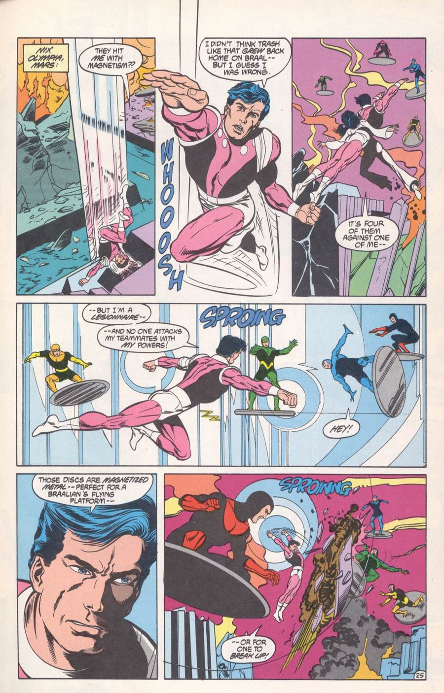 Tales of the Legion Issue #354 #41 - English 26