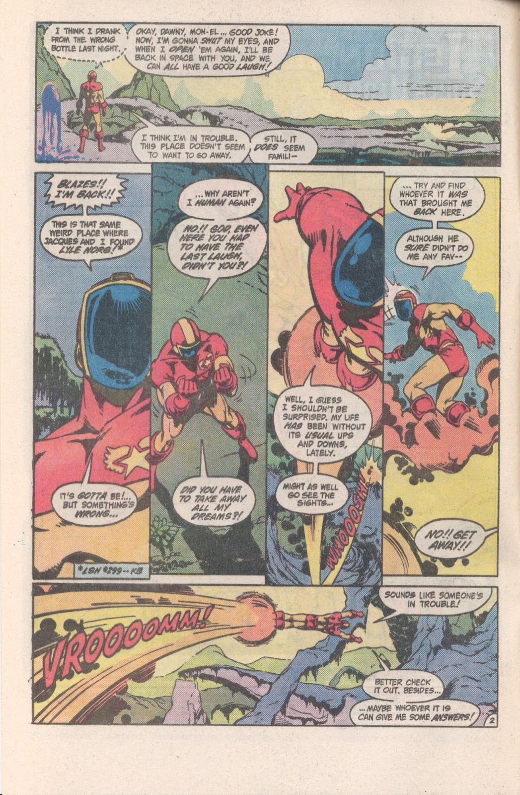 Tales of the Legion Issue #317 #4 - English 3