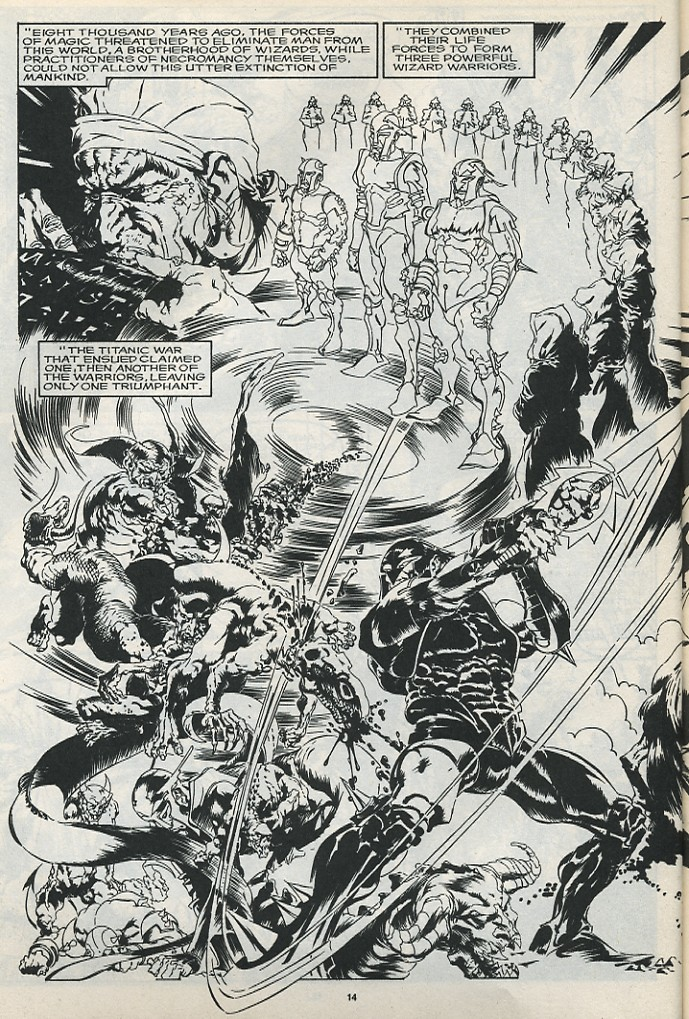The Savage Sword Of Conan Issue #175 #176 - English 16